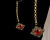 Leviticus Ear Jewels