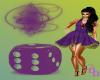 (DD) sexy grl purple