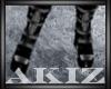 ]Akiz[ Strap G Boots
