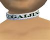 (X) Gaijin collar