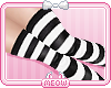 ♛Striped Socks RL