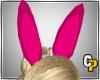 *cp*Anmtd Bunny Ears Pnk