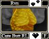 Ryn Cute Butt RL F