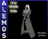 Gray Robes of the Wraith