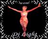 DJ Flying Woman Light