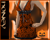H*Halloween mini dress