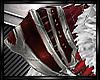 Werewolf Red Armour