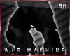[3D] War Machine X3 Leg