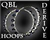 Hoop Earrings (Derive)