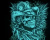 Goth Metal Cowboy