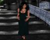 -1m- Anouk black dress