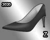 Z l Grey Heels