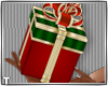 Large Red Green Gift
