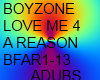 LOVE ME 4 A REASON DUB