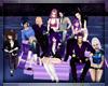 Purple Presents w/ Poses