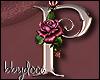 Deco Rose Sticker (P)