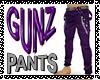 @ Strapped Purple punk