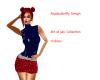 stars dress rll