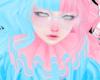 BB! Frilly Collar Pink
