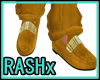 [Rx] African Shoes Gold