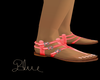 *red* Gucci Sandals
