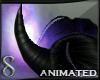 -S- Magic Demon Horns