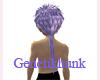 Lt Purple Punk Ponytail