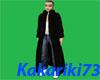 (K)Black Mink Coat