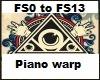Piano Warp (Euro) D&B