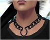 Big Chain Collar BLK