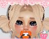 Tricia Blonde Hair