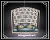 ~MG~Wicker Hanging Chair