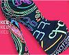 永- Neon Pride Boots
