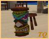 ~TQ~Tiki Drum Hula Dance