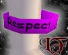 Bracelet Respect