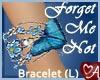 .a ForgetMeNot Bracelt L
