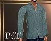 PdT Mist Suede Shirt M