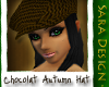 (SD)Chocolat Autumn Hat