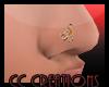 BC|SCORPIO NOSERING ROSE