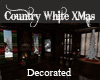Country White Christmas