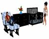 BabyBoy Crib Set
