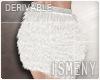 [Is] FUR Skirt Drv