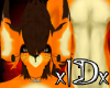 xIDx Pumpkin Fur M