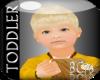 Rob Blonde Toddler PET