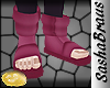 S ! Himawari sandals.