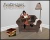 City Apt Reading Chair