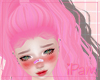 p. pink nessa hair