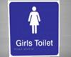 Girls Toilet Mesh Deriv.