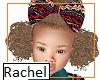 Kids Rachel 3 afro puffs