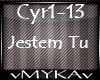 CAYRA-JESTEM TU
